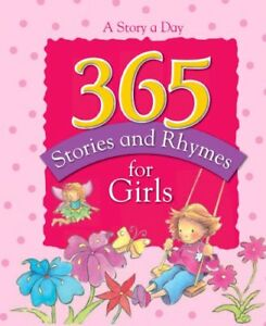 365-Stories-and-Rhymes-for-Girls-Treasury-365-Stories-Treasuries-By-Parragon