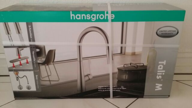 Hansgrohe Talis M Pull Down Kitchen Faucet Kitchen Faucets Kitchen Fixtures Urbytus Com
