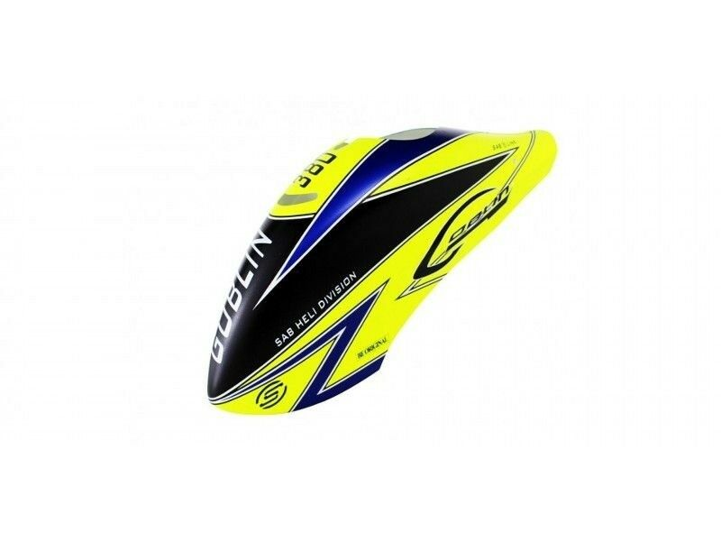 Canopy Yellow - SAB SAB SAB Goblin 380 Sport H0982-S 921074