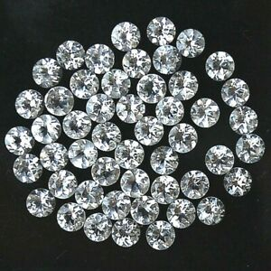 Wholesale-Lot-of-1mm-to-2mm-Round-Faceted-White-Topaz-Loose-Calibrated-Gemstone