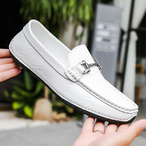 Men-s-Driving-Moccasins-Casual-Loafers-Shoes-Real-Leather-Slip-On-Lightweight