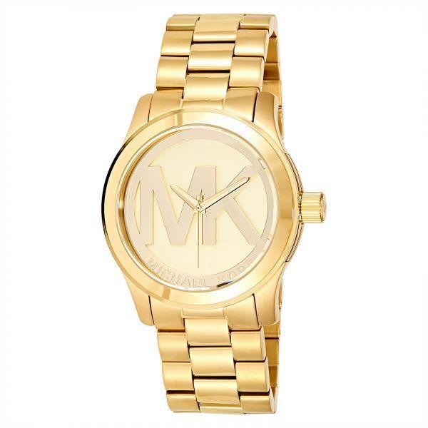 6cd7b3bb75e3 Michael Kors MK5473 Quartz Gold-tone Bracelet Champagne Dial Ladies Watch  for sale online