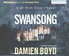 Swansong by Damien Boyd 9781501236877 Cd-audio 2015