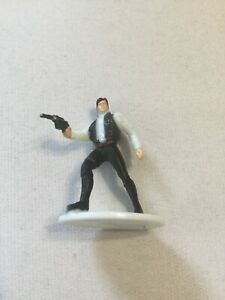 2002 Star Wars Epic Duels Board Game SW Epic Duels Han Solo Figure ED18