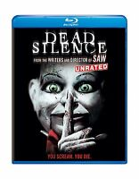 Dead Silence (unrated) [blu-ray] Free Shipping