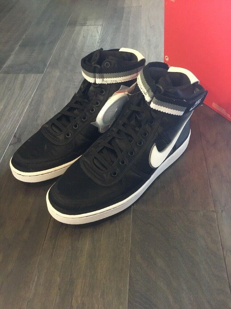 nike - hommes hommes hommes haut taille 11 nouvelles chaussures suprême 318330 001 Noir  Gris  619002