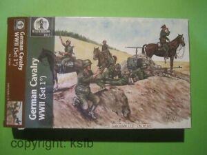 1-72-Waterloo1815-025-WKII-Deutsche-Kavallerie-Funker-Panzerbuechse-Wehrmacht
