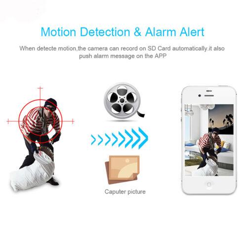 ACALI Wireless WIFI Pan// Tilt Security Surveillance IP Camera Night Vision Lot
