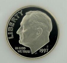 1997-S 10C DC (Proof) Roosevelt Dime