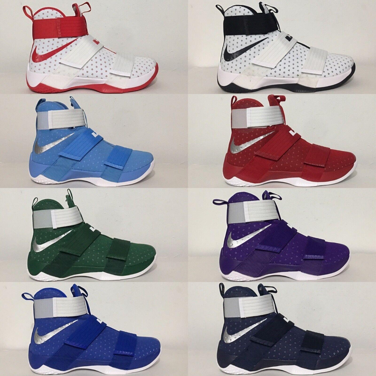 Nike lebron x 10 tb promo scarpe scarpe scarpe da basket 856489 | Ricca consegna puntuale  8bb0fb