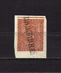 165-Antichi-Stati-Parma-25-cent-su-frammento-1855