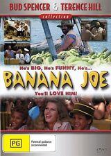 BANANA JOE - BUD SPENCER & TERENCE HILL- NEW DVD