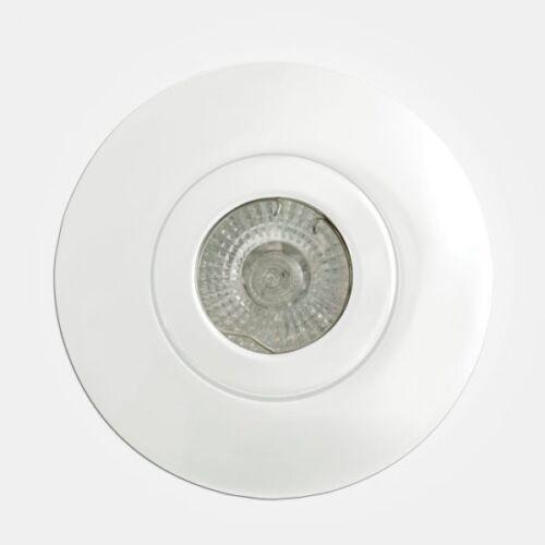 1000/'s SOLD !! 10 x White Converter Ceiling Downlight Mains or 12 Volt KIT