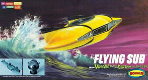 Moebius-Flying-Sub-Voyage-to-the-Bottom-of-the-Sea-model-kit-new-101