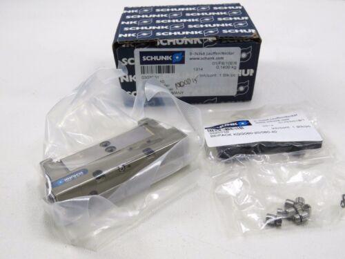 Schunk KGG 60-40 303051 2-Finger Parallel Gripper New