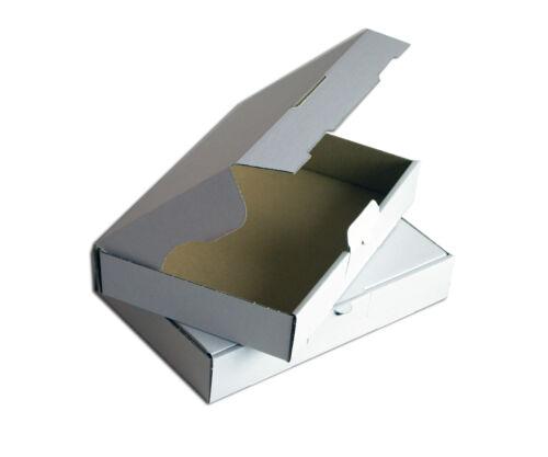 weiß Maxibriefkarton 240 x 160 x 45 mm Menge wählbar DHL Maxibrief DIN A5