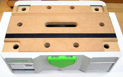 Werkstattausrustung Fur Heimwerker 500076 Mobile Werkbank Multifunktionstisch Festool Systainer T Loc Sys Mft Nr Heimwerker Anakui Com