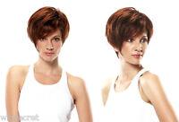 Short Light Weight Jon Renau Petite Natalie Straight Blonde Red Grey Wigs