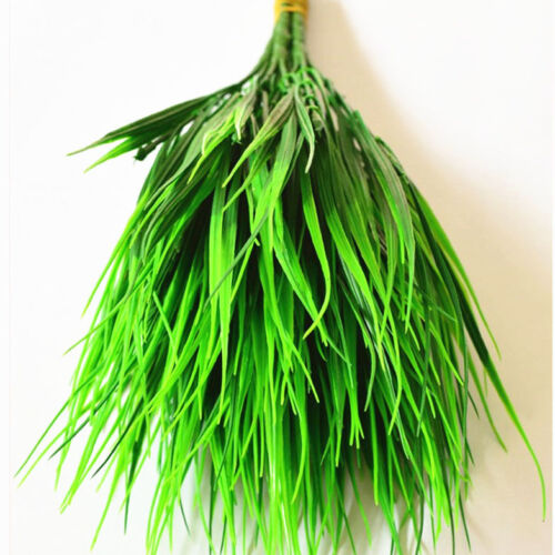 Home DIY Room Decoration Evergreen Grass Centerpiece Lovely Plant Vibrant