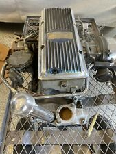 1965 Corvette Fuel Injection With Distributor And Base