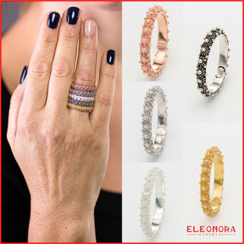 fede sarda da donna in argento fedina filigrana dargento anello sardo donna .