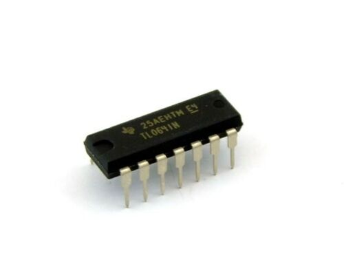 5PCS TL064IN TL064 Quad JFET Operational Amplifier New IC