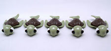Finding Nemo Squirt Sea Turtle Disney Pixar Movie Bathtub Toy Happy Meal Lot of5