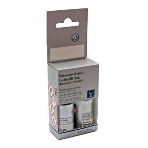 18 ml [721,67€/Liter] Original Lackstift VW Audi gletscherweiß-metallic LS9R