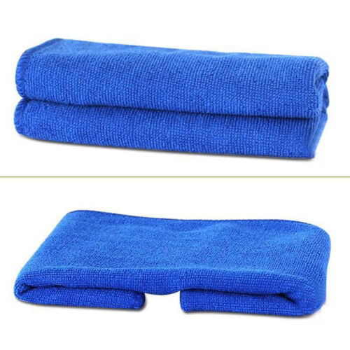 1//10x Microfiber Cleaning Detailing Cloths Wash Duster Towels Auto Car Soft Rags
