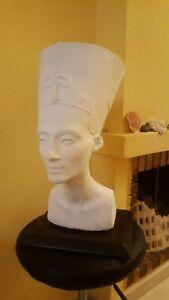 Busto-de-Nefertiti-TAMANO-REAL-Replica-EXACTA-a-la-original-Precio-IMBATIBLE
