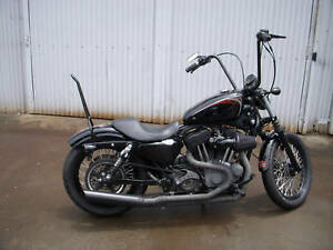 Image Is Loading 2004 2018 HARLEY DAVIDSON XL SPORTSTER NIGHTSTER IRON