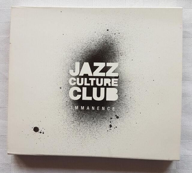 Jazz Culture Club: Immanence, CD, Effendi 2009