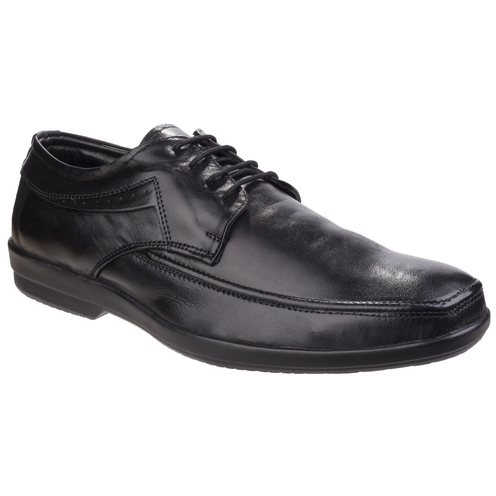 Fleet & Foster Dave Leather Lace Up Oxford Mens Formal shoes