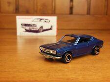 Tomica NISSAN BLUEBIRD U Made in Japan vintage Pocket cars Rare !