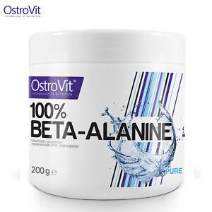 BETA-ALANINE-200g-Endurance-Enhancer-Pre-Workout-Carnosine-Booster-50-SERVINGS