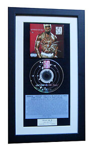 50-CENT-Get-Rich-Or-Die-CLASSIC-CD-Album-TOP-QUALITY-FRAMED-EXPRESS-GLOBAL-SHIP