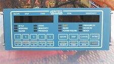 Verteq 1800-6AR Control panel display from Intel Semiconductor 9200 Wet Bench