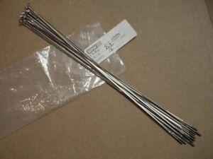 264mm J-Bend Sapim CX-Ray Silver Spoke