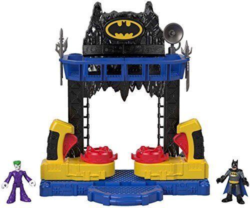 Imaginext FKW12 DC Super Friends Battle Bat Cave Toy