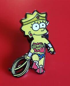 The-Simpsons-Pin-Lisa-Simpson-Enamel-Retro-Metal-Brooch-Badge-Lapel