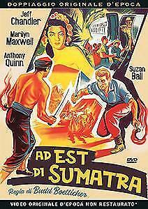 AD EST DI SUMATRA  DVD AVVENTURA