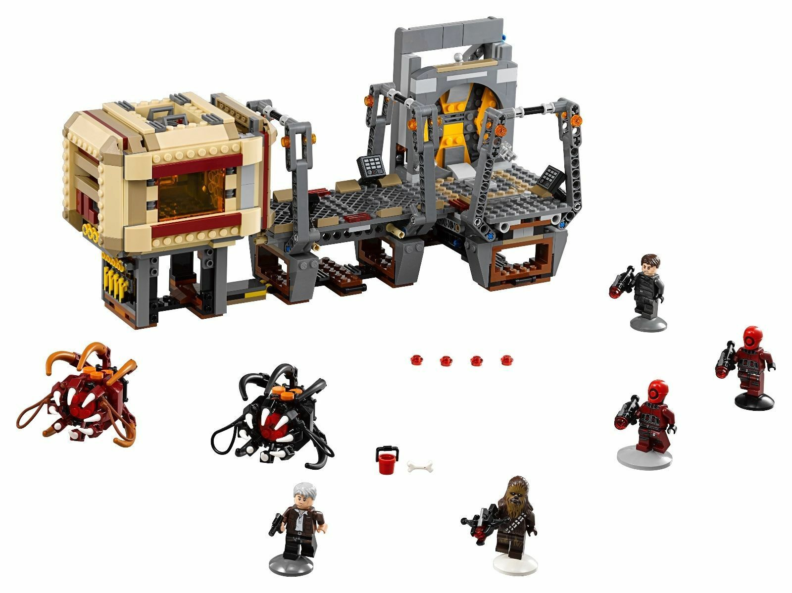 LEGO® Star Wars™ Wars™ Wars™ 75180  Rathtar™ Escape  NEU OVP NEW MISB abff06