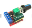 Mini Dc Motor PWM Speed Controller 3v-35v Speed Control Switch 5A LED Dimmer