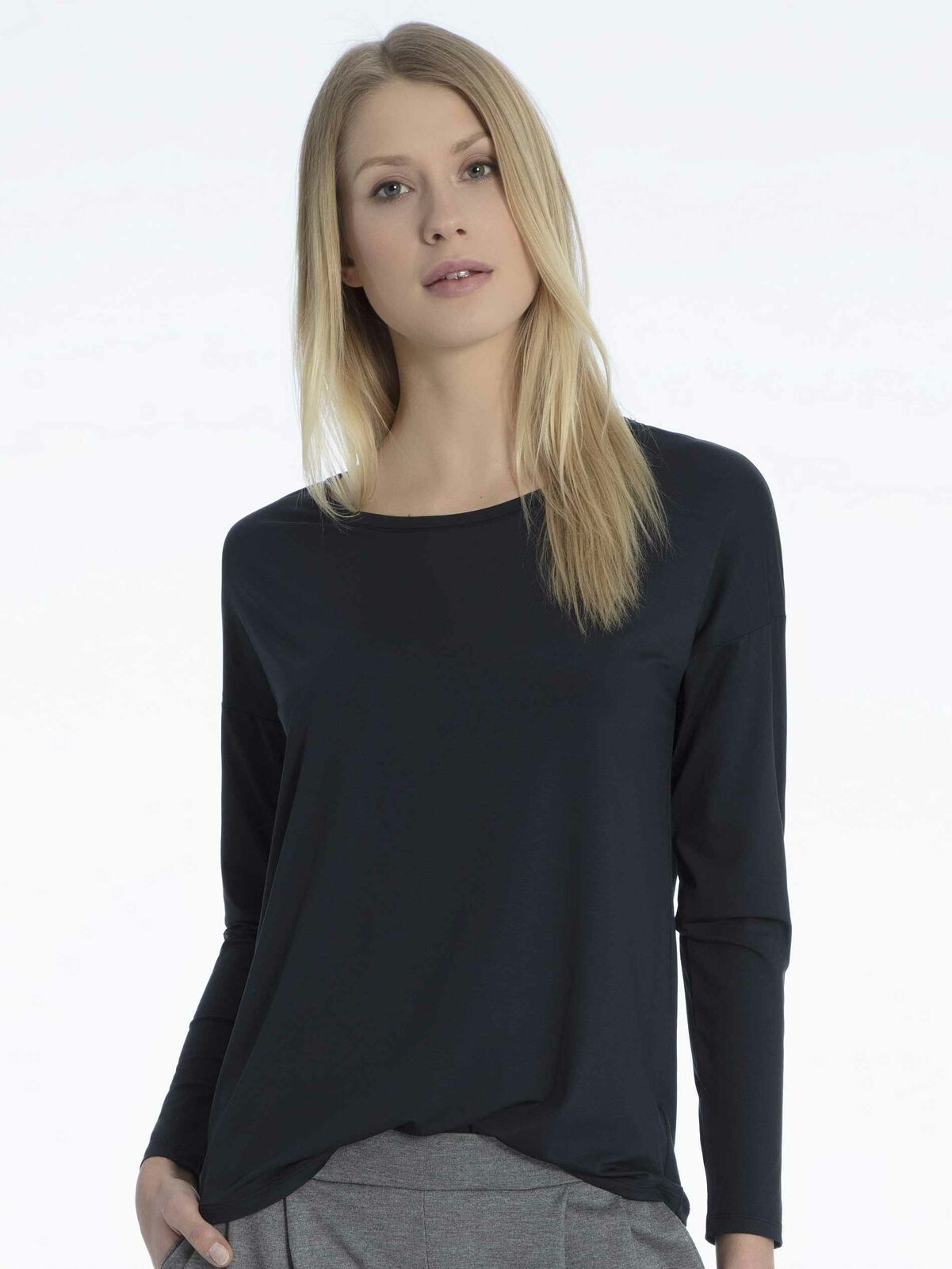 CALIDA Damen Langarm-Shirt Favourites Trend 1 NEU /& OVP