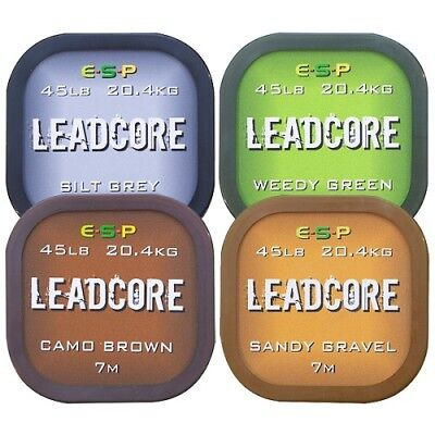 ESP 7 M Bobines Leadcore