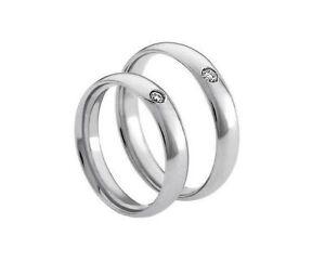 fedine fidanzamento argento prezzo
