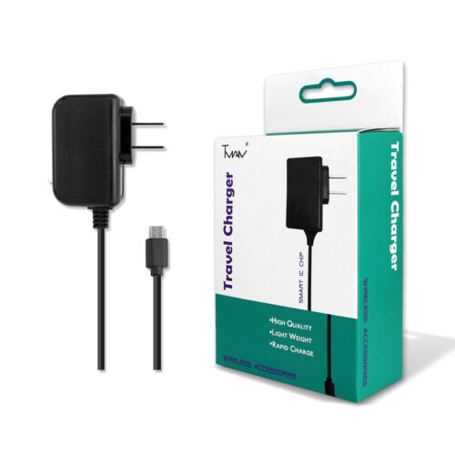 Wall Home AC Charger for Samsung Galaxy Tab S2 9.7 SM-T810 Tablet