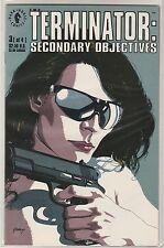 Terminator Secondary Objectives (1991) #3 VF/NM