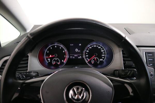 VW Golf Sportsvan 1,4 TSi 125 Comfortline BMT - billede 3