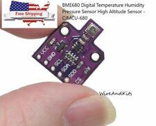 Bme680 Digital Temperature Humidity Pressure Sensor High Altitude Sensor Us Sell